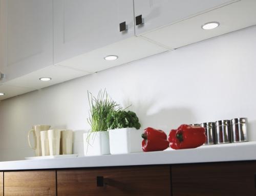 Iluminación LED para cocinas: Por qué elegirla y dónde instalarla