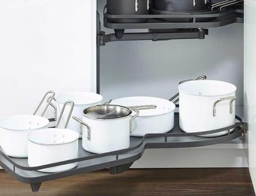 6 ideas para ahorrar espacio en la cocina ¡Cada centímetro cuenta!