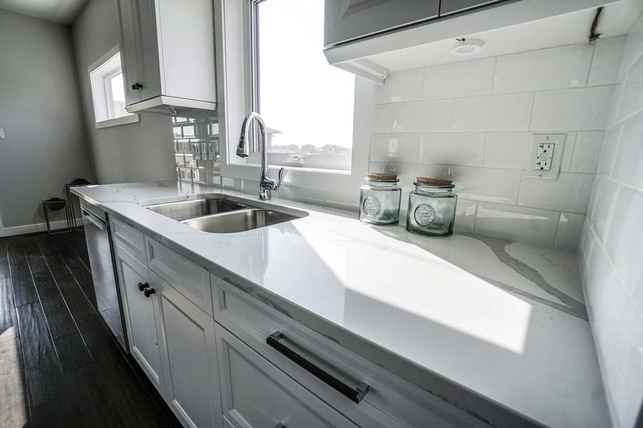 desinfectar la encimera de la cocina