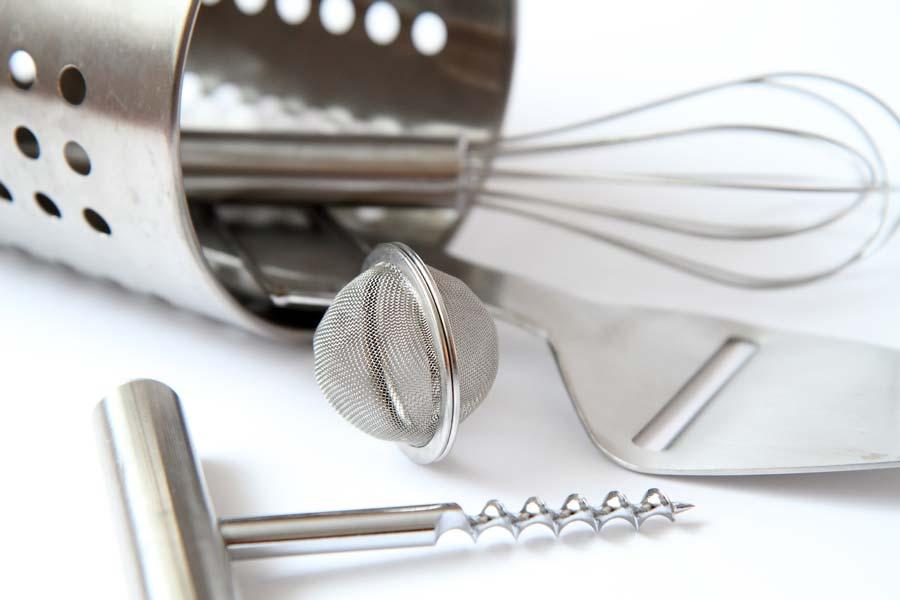 desinfectar los utensilios de cocina