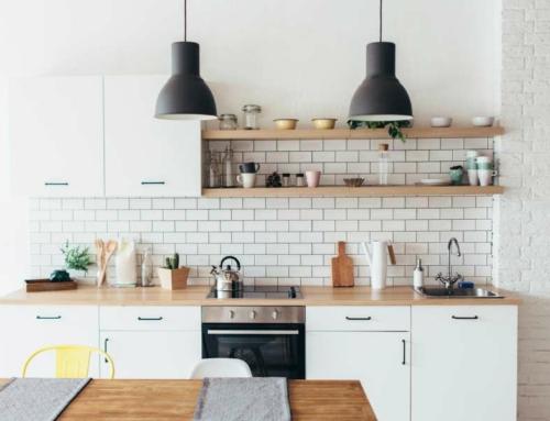 Los 7 tipos de muebles de cocina más utilizados ¡Elige y combina!
