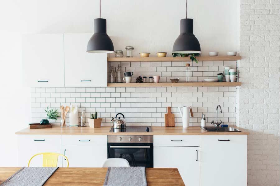 7 tipos de muebles de cocina