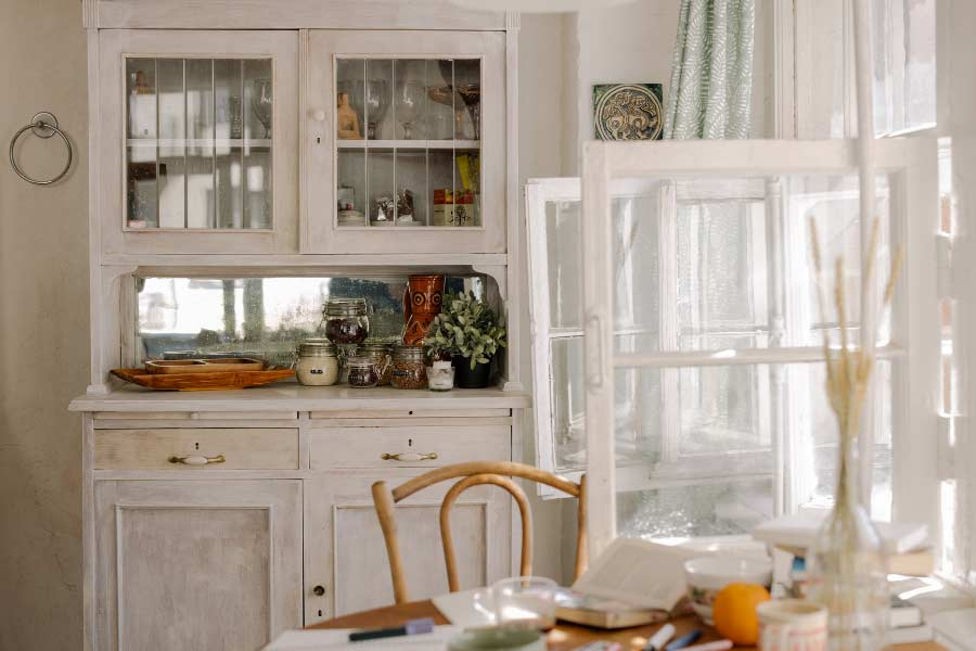 mueble de cocina tipo alacena